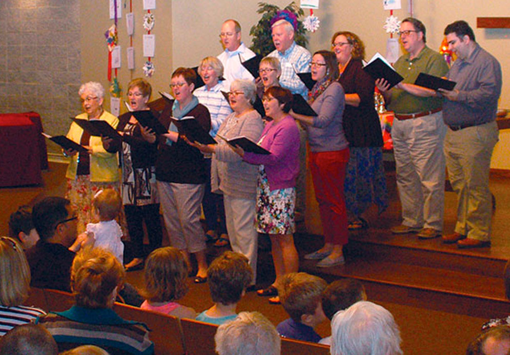 Peace UCC Choir