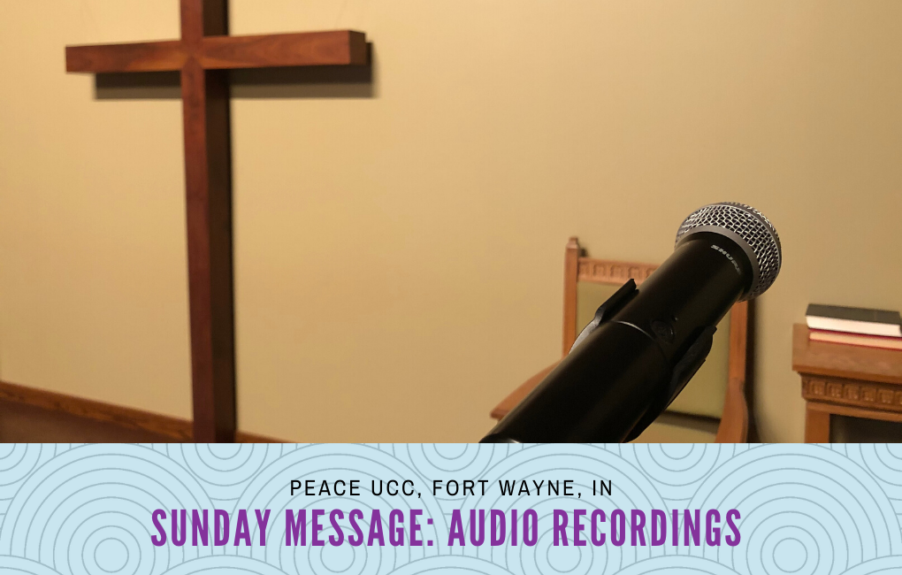 Listen or watch our Sunday sermons